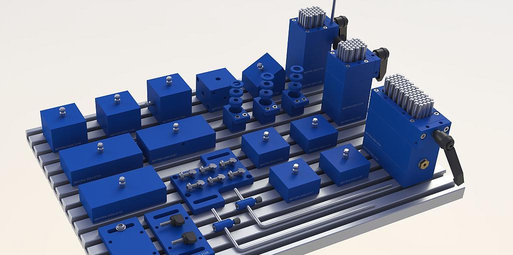 MATRIX-BlueClamp-X-Support-XL-light