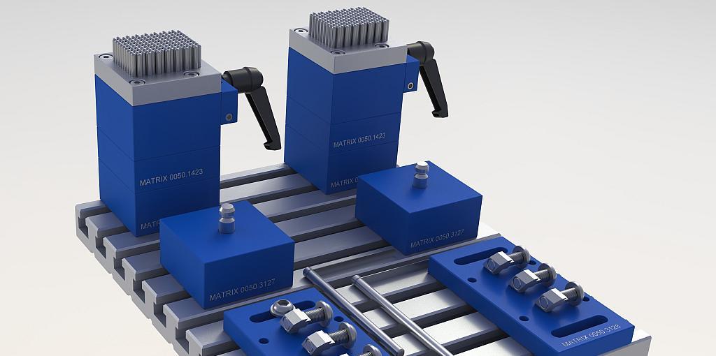 MATRIX-BlueClamp-X-Support-XS