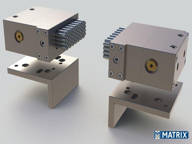MATRIX SILVER CLAMP X-Clamp 100